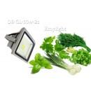 Фитопрожектор 30Вт, IP65, Спектр для зелени
